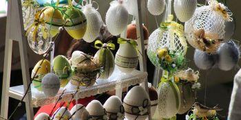 Wielkanocny Jarmark Rękodzieła w Jerzmankach - zdjęcie nr 3