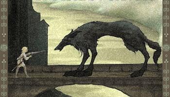 Trójnogi pies i inne legendy łużyckie