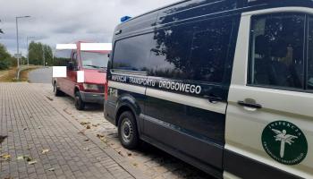 Kontrola ITD w Radomierzycach / fot. ITD