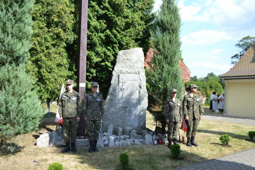 Obchody Narodowego Dnia Pamięci Ofiar Ludobójstwa w Trójcy