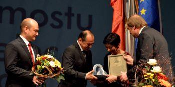 Bente Kahan odebrała Nagrodę Mostu - zdjęcie nr 1