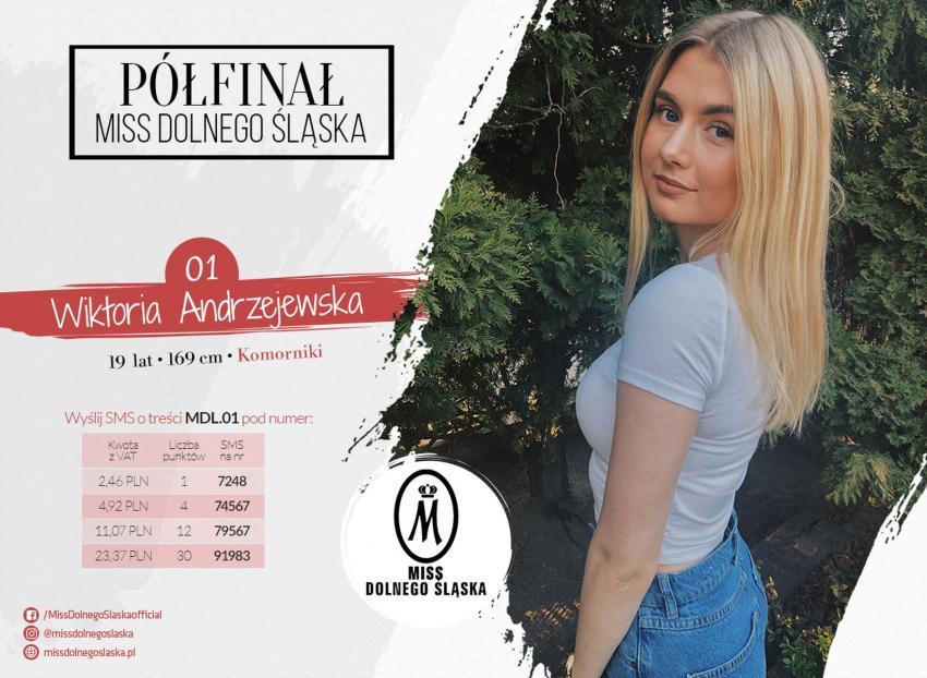 Znamy półfinalistki Miss i Miss Nastolatek Dolnego Śląska 2020! - zdjęcie nr 1