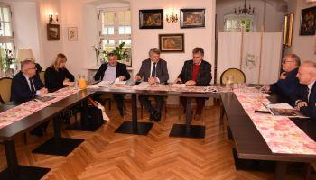 Posiedzenie Zarządu SGPEO / fot. UG Zgorzelec