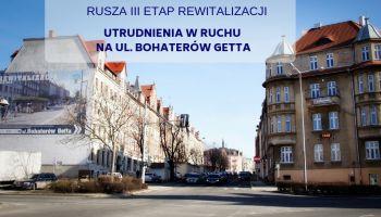 Projekt rewitalizacji Śródmieścia w Zgorzelcu - etap III / fot. UM Zgorzelec