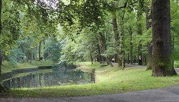 Park im. A. Błachańca w Zgorzelcu