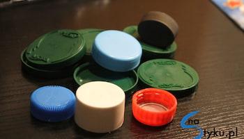 Trwa zbiórka plastikowych nakrętek