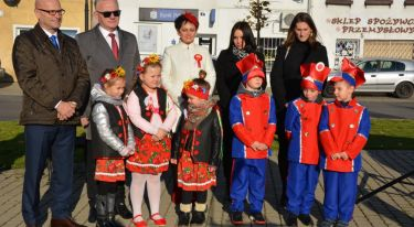 Gminne Obchody Narodowego Święta Niepodległości w Sulikowie - zdjęcie nr 30