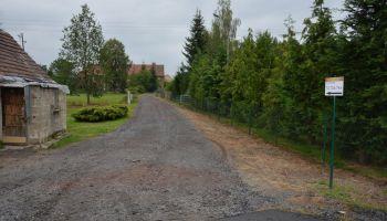 Droga w Studniskach Dolnych z dofinansowaniem / materiały prasowe Gminy Sulików