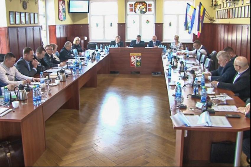 IX sesja Rady Miejskiej w Bogatyni / fot. UMiG Bogatynia