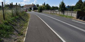Zakończyła się budowa chodnika w Jędrzychowicach - zdjęcie nr 9