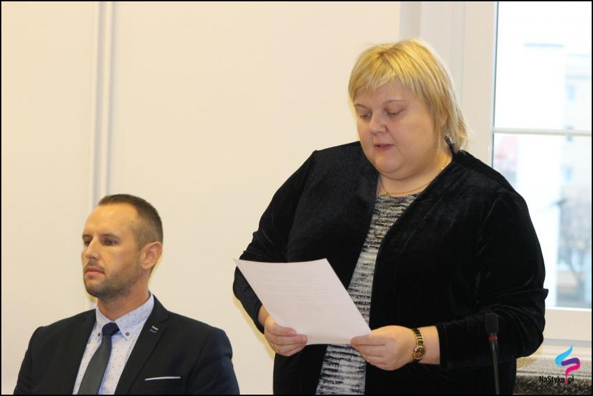 Pierwsza sesja Rady Powiatu Zgorzeleckiego - zdjęcie nr 9