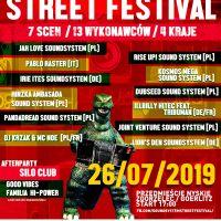 Soundsystem Street Festival Zgorzelec 2019: Program, artyści, termin