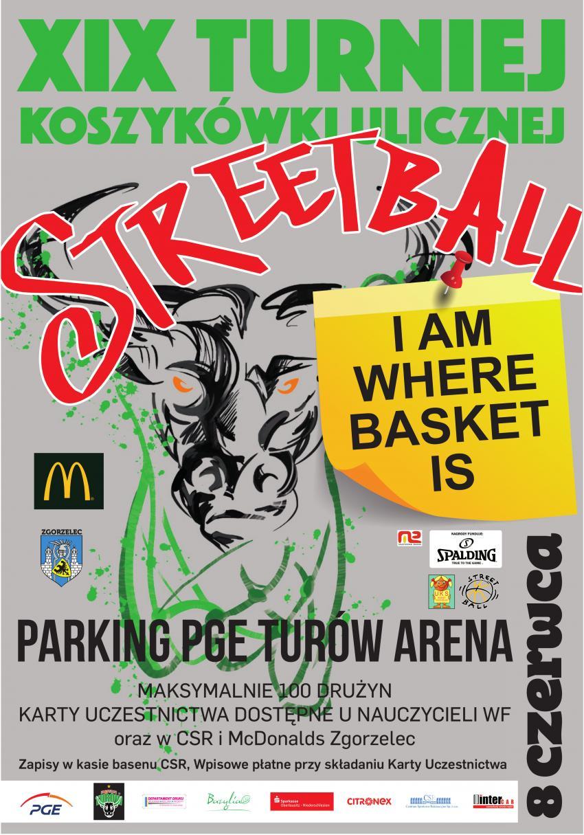 Streetball 2019 Zgorzelec
