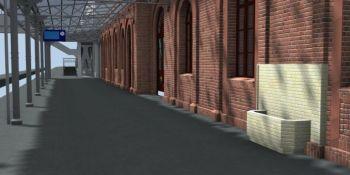 Tak będzie wyglądał dworzec kolejowy w Węglińcu po przebudowie. Zobacz wizualizację! - zdjęcie nr 14
