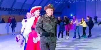 Karnawał 2020 na lodowisku w Łagowie - zdjęcie nr 6