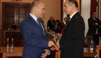 Rada Miasta Zgorzelec liczy 21 radnych. W jej skład weszło 15 przedstawicieli KWW Rafała Gronicza, 5 KW PiS oraz 1 KWW Kukiz'15