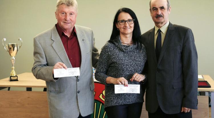 Odznaczeni przez Dolnośląskie Zrzeszenie LZS we Wrocławiu za rozwój sportu na wsi - zdjęcie nr 7