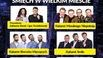 Polska Noc Kabaretowa Zgorzelec 2020