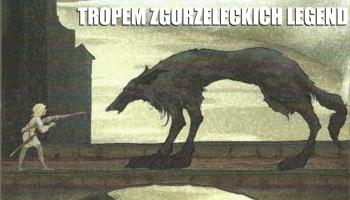 Tropem zgorzeleckich legend