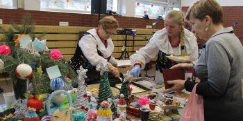 Bożonarodzeniowy Jarmark Rękodzieła w Jerzmankach - zdjęcie nr 3