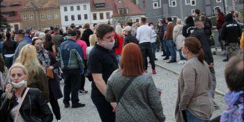 Protesty na polsko-niemieckiej granicy. Pracownicy transgraniczni domagają się otwarcia granic - zdjęcie nr 58