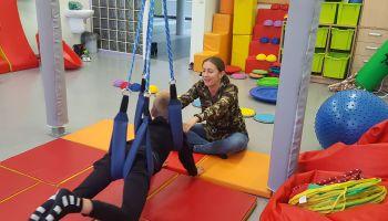 Zajęcia z integracji sensorycznej w Sulikowie