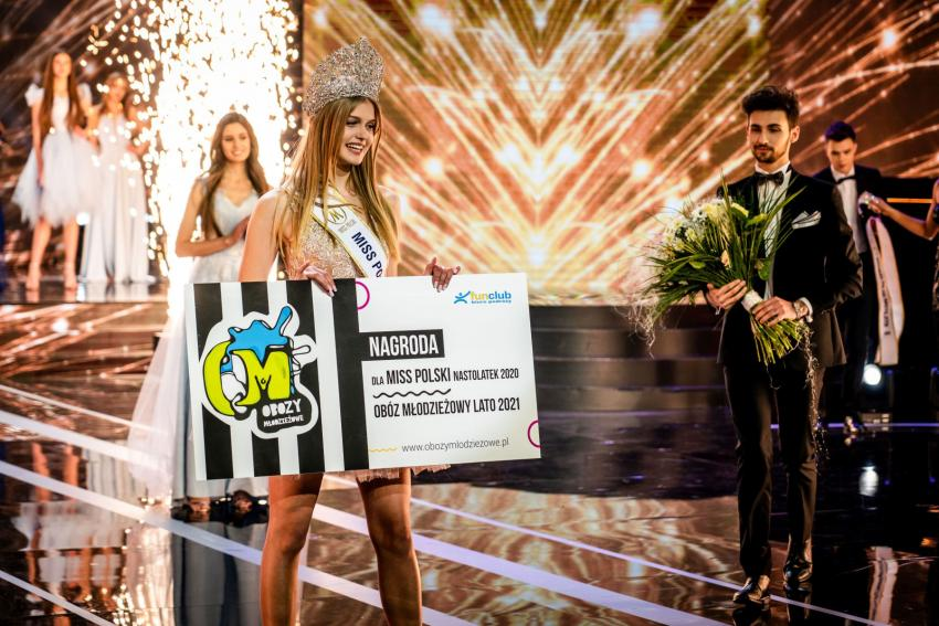 Finał Miss Polski 2020 i Miss Polski Nastolatek 2020. Zobacz zdjęcia z koronacji! - zdjęcie nr 12