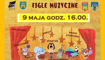 Figle Muzyczne – koncert z dużą dawką humoru