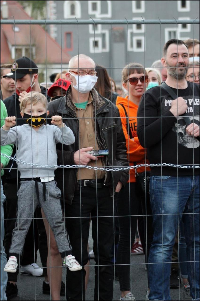 Protesty na polsko-niemieckiej granicy. Pracownicy transgraniczni domagają się otwarcia granic - zdjęcie nr 54