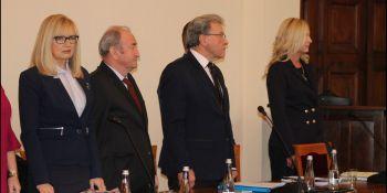 Inauguracyjna sesja Rady Miasta Zgorzelec - zdjęcie nr 9