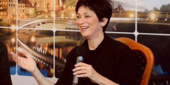 Bente Kahan odebrała Nagrodę Mostu - zdjęcie nr 8