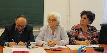 VII Powiatowe Forum Organizacji Pozarządowych - zdjęcie nr 19