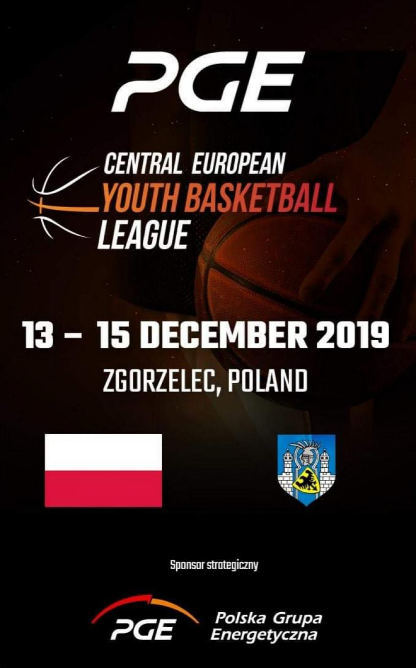 Central European Youth Basketball League (CEYBL) w Zgorzelcu
