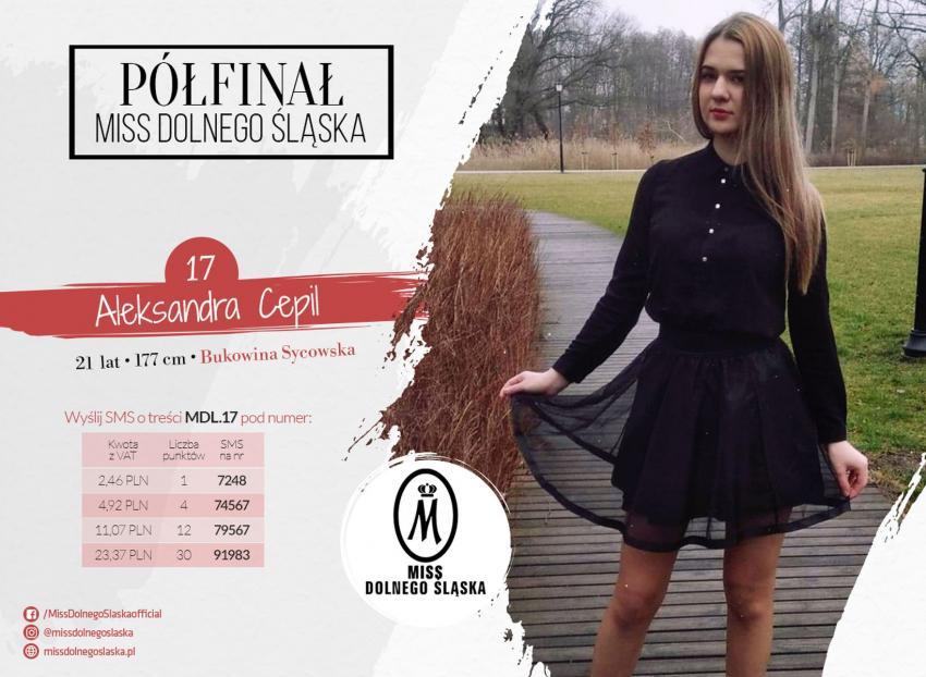Znamy półfinalistki Miss i Miss Nastolatek Dolnego Śląska 2020! - zdjęcie nr 13