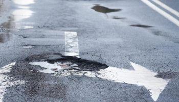 Ruszają remonty cząstkowe dróg