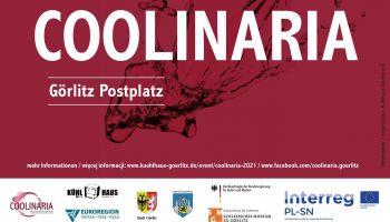COOLINARIA 2021- Festiwal Smaku i Wina