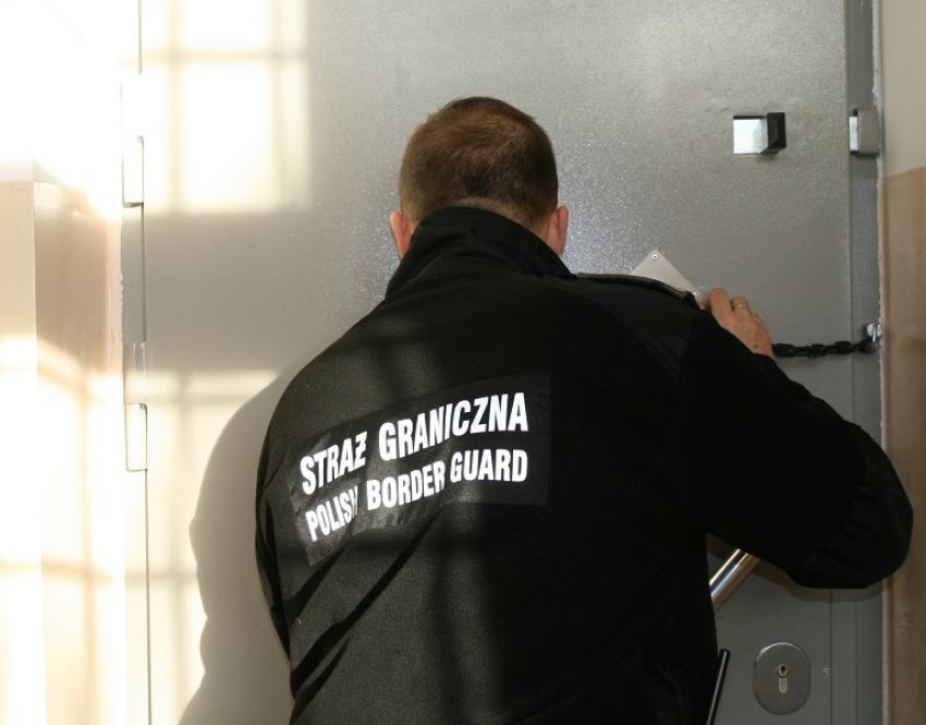 Straż Graniczna / fot. NOSG