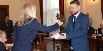 Inauguracyjna sesja Rady Miasta Zgorzelec - zdjęcie nr 54
