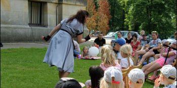 Dzień Dziecka z Teatrem Trójkąt z Zielonej Góry - zdjęcie nr 14