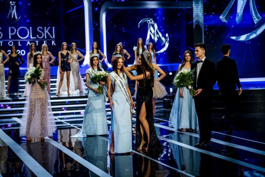Finał Miss Polski 2020 i Miss Polski Nastolatek 2020. Zobacz zdjęcia z koronacji! - zdjęcie nr 7