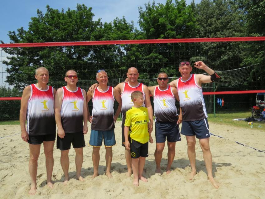 Polsko-Niemieckie Otwarte Mistrzostwa w Piłce Siatkowej Plażowej / fot. ZSZiL