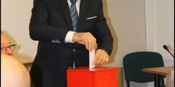 Pierwsza sesja Rady Powiatu Zgorzeleckiego - zdjęcie nr 26