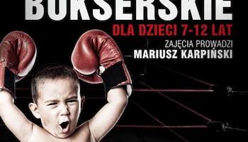 Treningi bokserskie dla dzieci