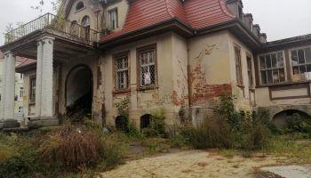 Budynek dawnego Klubu Garnizonowego / Kasyna Wojskowego w Zgorzelcu / fot. DWKZ