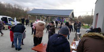 Plenerowe miejsce spotkań oficjalne przekazane mieszkańcom Starego Zawidowa - zdjęcie nr 4