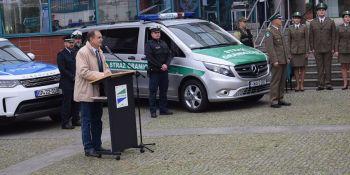 Nowe samochody w polsko-niemieckich placówkach straży granicznej - zdjęcie nr 9