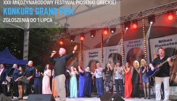 Grand Prix XXII Międzynarodowego Festiwalu Piosenki Greckiej