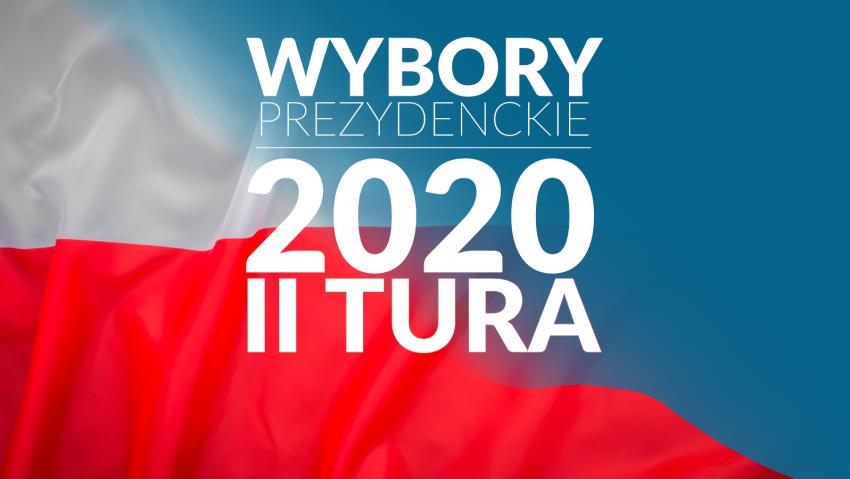 II tura wyborów prezydenckich 2020