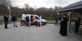 Plenerowe miejsce spotkań oficjalne przekazane mieszkańcom Starego Zawidowa - zdjęcie nr 13