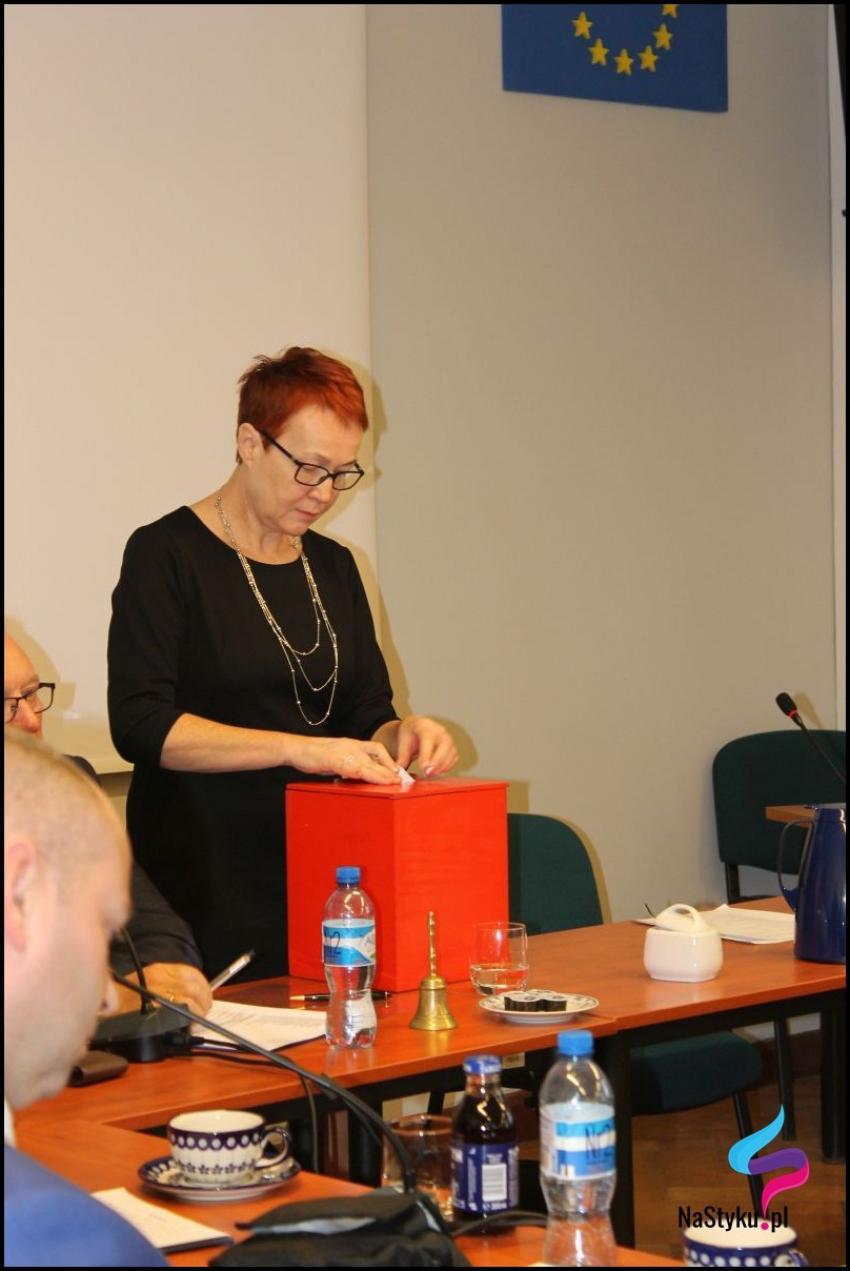 Pierwsza sesja Rady Powiatu Zgorzeleckiego - zdjęcie nr 20